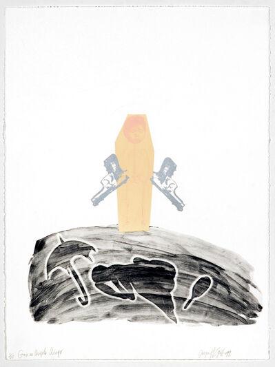 Joyce J. Scott, 'From the Series Soul Erased: Guns as Angel's Wings', 1999