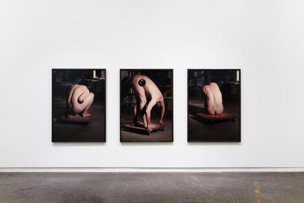 Chris Curreri, 'Model in a Sculptor's Studio', 2010