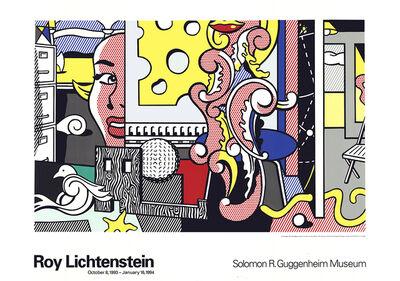 Roy Lichtenstein, 'Go for Baroque', 1993