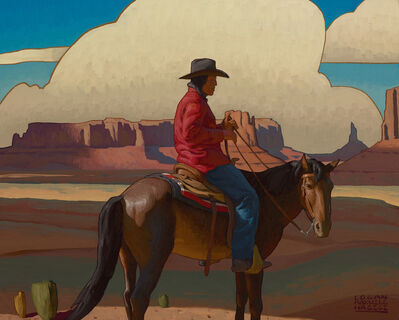 """Logan Maxwell Hagege, '""""Icons of the West""""', 2015"""