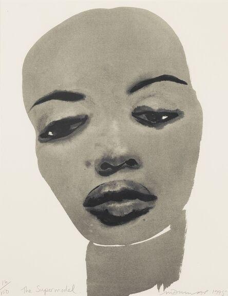 Marlene Dumas, 'The Supermodel', 1995
