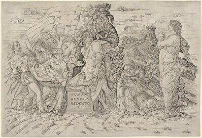 Andrea Mantegna, 'The Entombment', 1465/1470