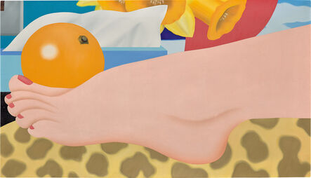 Tom Wesselmann, 'Bedroom Painting for Roz', 1971