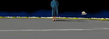 Marjorie Weiss, 'Night Lives Scene 1', 2016