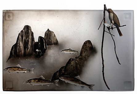 Hiroshi Yamano, 'FROM EAST TO WEST: SCENE OF JAPAN #169', 2014