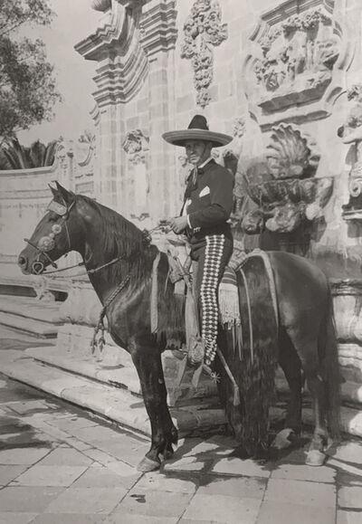 Hugo Brehme, 'Charro, Mexico', ca. 1910-20