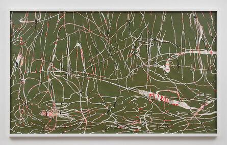 Arturo Herrera, 'Untitled (Green Water Cave)', 2004-2015