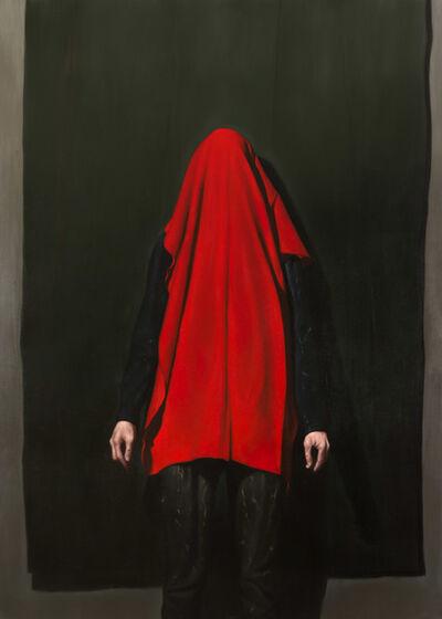 Ken Currie, 'Blind Red', 2018