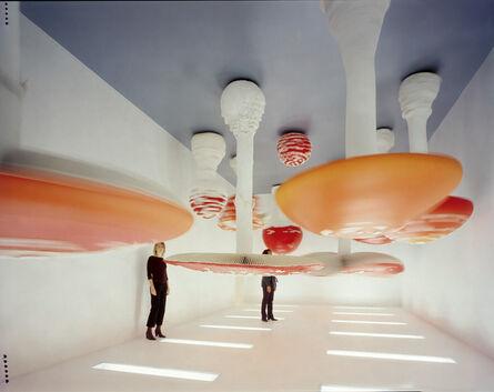 Carsten Höller, 'Upside-Down Mushroom Room', 2000