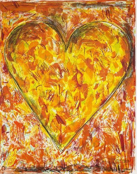Jim Dine, 'Sunflower', 2005