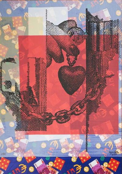 Sigmar Polke, 'S.H. oder die Liebe zum Stoff', 2000