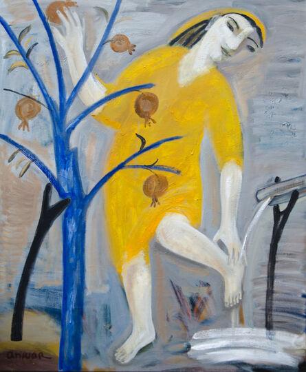 Anwar Abdoullaev, 'Bathing', 2015