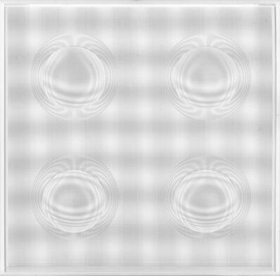 Hector Ramirez, '4 Esferas Estelares (Blancas)', 2015