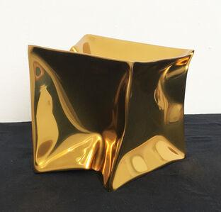 Ewerdt Hilgemann, 'Golden Cube', 2015