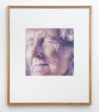Ritums Ivanovs, 'Mom I. Sungazing.', 2017