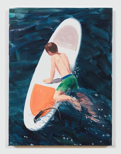 Sebastian Blanck, 'Paddle Board', 2018