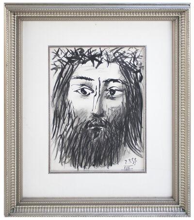 Pablo Picasso, 'Portrait of Christ', 1962