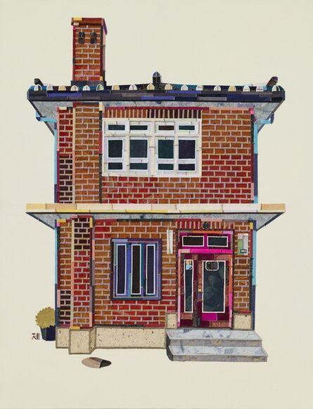 Mi Young Je, 'Chimney House', 2020
