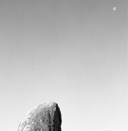 Heather Boose Weiss, 'Moon Talks to Rock', 2015