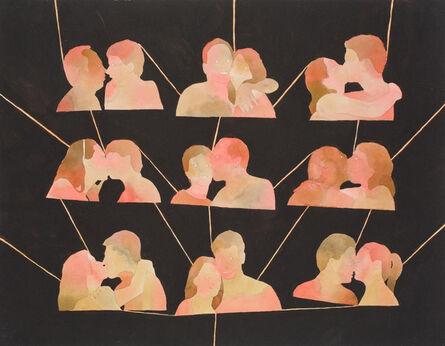 Dan Gluibizzi, 'Kissing Tree', 2012