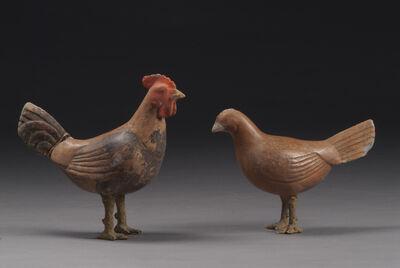 'Animal figurines', 206 BC -9 AD