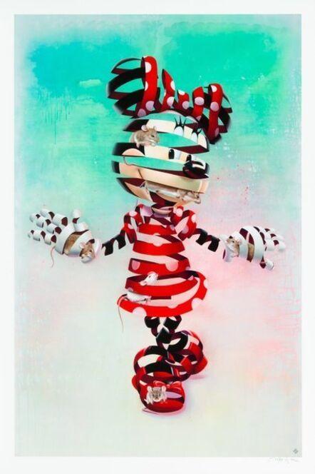 Super A, 'Encaged Minnie', 2020