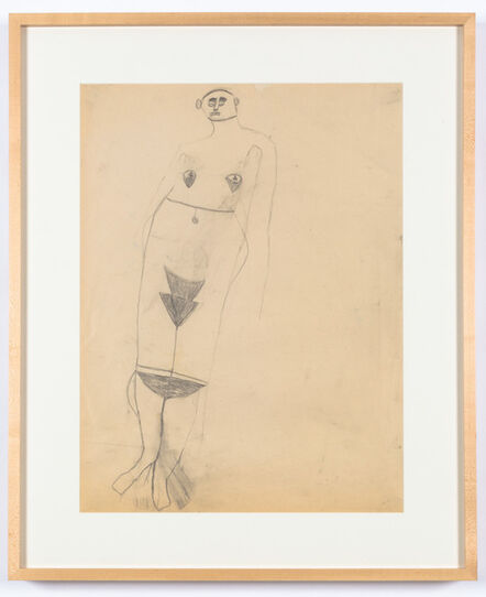 Thomas Pringle, 'Naked Woman From the Steele Art Collection', 2011