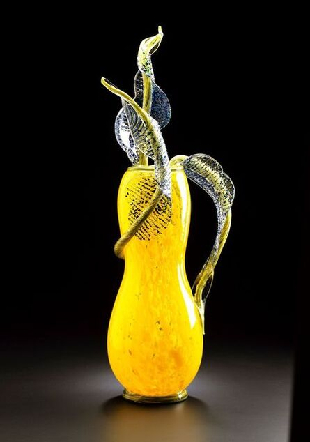 Dale Chihuly, 'Cadmium Yellow Venetian', 1989