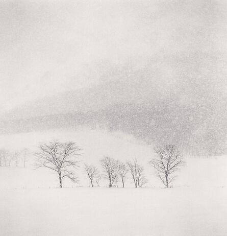 Michael Kenna, 'Mountain Snow Storm, Okushunbetsu, Hokkaido, Japan', 2013