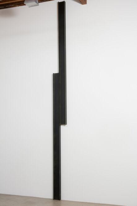 Kaz Oshiro, 'Untitled Steel Beams (2 parts)', 2018