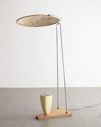 "Mitchell Bobrick, '""Controlight"" floor lamp', 1949"