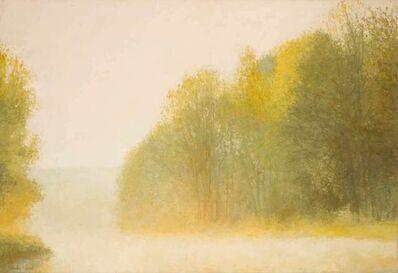 Nicholas Verrall, 'Sunrise on the Seine', 2020