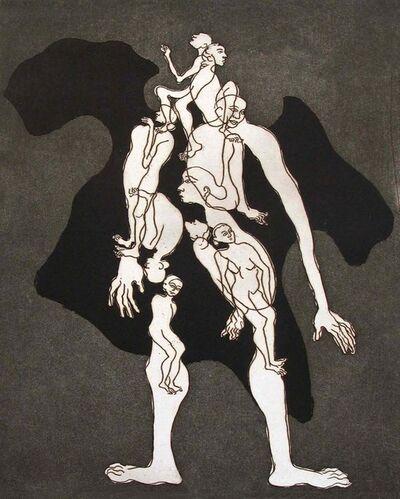 Arpana Caur, 'Body Is Just A Garment', 1995