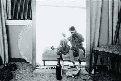 Bert Stern, 'Bert Stern and Marilyn Monroe: From The Last Sitting (Self Portrait)', 1962