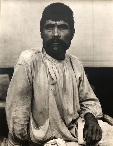 Paul Strand, 'Man, Tenancingo, Mexico', 1930-printed 1950.