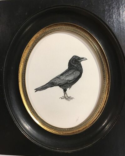 Cynthia Large, 'Consider the Ravens II', 2017