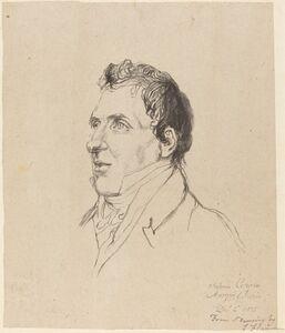 after John Flaxman, 'Antonio Canova', 19th century