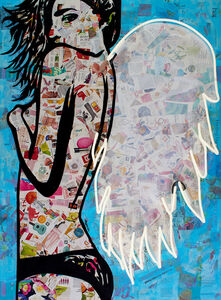 Amy Smith, 'Winged', 2020
