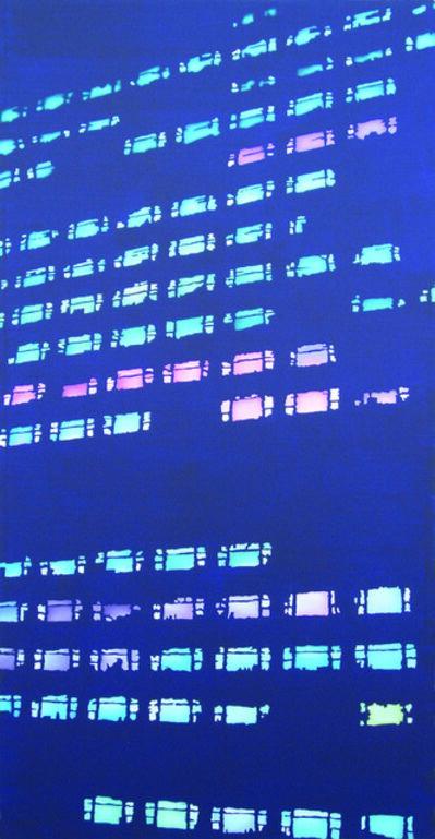 Sungsoo Kim, 'Neon City', 2005