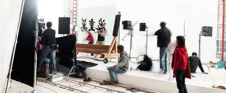 Isaac Julien, 'Mise-en-scene (Ten Thousand Waves)', 2010