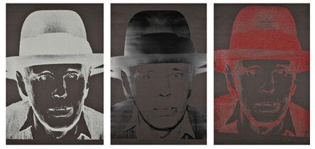 "Andy Warhol, '""Joseph Beuys""', 1980"