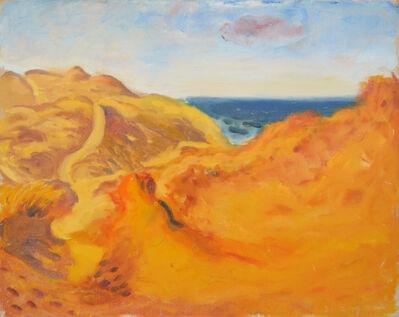 Paul Resika, 'Dunes - Winter', 1978