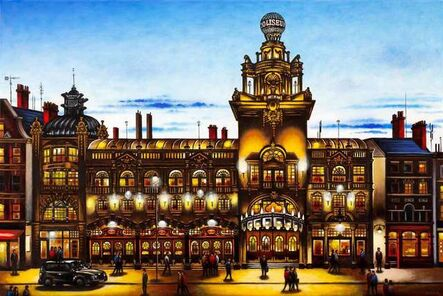 John Duffin, 'ENO - The Coliseum, Lower St Martin's Lane', 2020