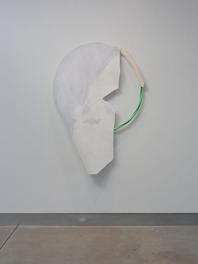 Teresa Baker, 'A Pole and A Hoop, Not a Circle', 2014
