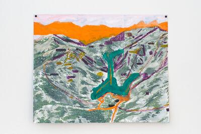 Jocko Weyland, 'Alpine (White Sky)', 2013