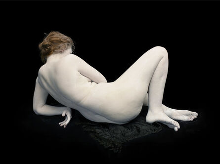 Nadav Kander, 'Audrey with toes and wrist bent', 2011
