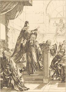 Jean Dambrun, 'Le juge de mesle'