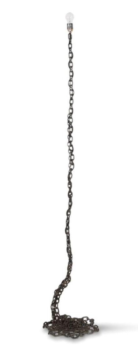 Franz West, 'Privat-Lampe des Künstlers II', 1989