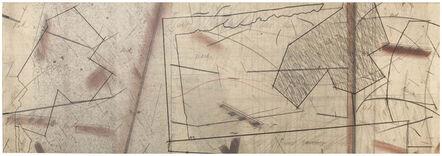Myrna Burks, 'Monoprint II', 2016