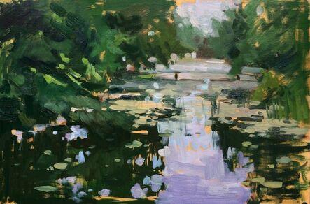 Amy Florence, 'Monet Bridge', 2018